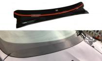 Maxton Design Prodloužení kapoty Ford Focus RS Mk3 - texturovaný plast
