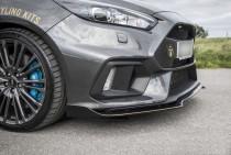 Maxton Design Spoiler předního nárazníku Aero Ford Focus RS Mk3