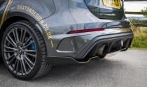 Maxton Design Spoiler zadního nárazníku Aero Ford Focus RS Mk3