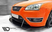 Maxton Design Spoiler předního nárazníku Racing Ford Focus ST Mk2