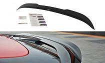 Maxton Design Nástavec střešního spoileru Ford Focus ST Mk3 Hatchback - texturovaný plast