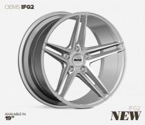 OEMS Wheels IFG 2 19x8,5 ET42 5x112 Stylová alu kola
