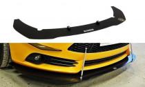 Maxton Design Spoiler předního nárazníku Racing Ford Focus ST Mk3 V.1