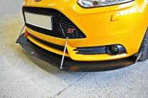 Maxton Design Spoiler předního nárazníku Racing Ford Focus ST Mk3 V.2