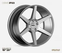 OEMS Wheels IFG 3 19x8,5 ET42 5x112 Stylová alu kola