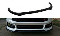 Maxton Design Spoiler předního nárazníku Ford Focus ST Mk3 Facelift V.1 - texturovaný plast