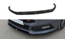 Maxton Design Spoiler předního nárazníku Ford Focus ST Mk3 Facelift V.2 - texturovaný plast