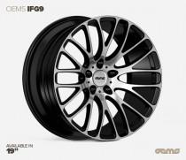 OEMS Wheels IFG 9 19x8,5 ET42 5x112 Stylová alu kola