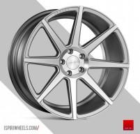 Ispiri wheels ISR8 19x8,5 ET45 5x112 alu kola