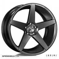 Ispiri wheels ISR5 19x8,5 ET42 5x112 alu kola - grafitové