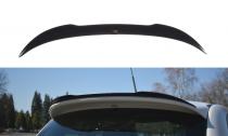 Maxton Design Nástavec střešního spoileru Fiat 500 Abarth - texturovaný plast