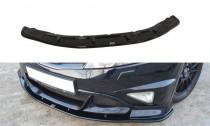 Maxton Design Spoiler předního nárazníku Honda Civic FN2 (Mk8) Type-R Grand Prix - texturovaný plast
