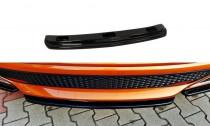 Maxton Design Spoiler zadního nárazníku Honda Civic FN2 (Mk8) Type-R/S - texturovaný plast