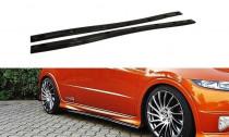 Maxton Design Prahové lišty Honda Civic FN2 (Mk8) Type-R/S - texturovaný plast