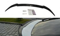 Maxton Design Nástavec střešního spoileru Honda Civic FK2 (Mk9) Facelift - texturovaný plast