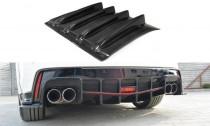 Maxton Design Spoiler zadního nárazníku Honda Civic FK2 (Mk9) Type R - texturovaný plast