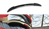 Maxton Design Nástavec střešního spoileru Honda Civic FK2 (Mk9) Type R V.2 - texturovaný plast