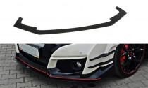 Maxton Design Spoiler předního nárazníku Racing Honda Civic FK2 (Mk9) Type R V.1
