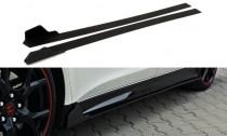 Maxton Design Prahové lišty Racing Honda Civic FK2 (Mk9) Type R
