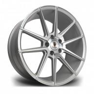 Stuttgart Wheels ST9 18x8 ET35 5x100 alu kola - stříbrné