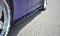 Maxton Design Prahové lišty Honda S2000 - texturovaný plast