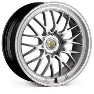 Cades Tyrus 19x8,5 ET35 5x100 alu kola - stříbrné