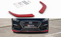 Maxton Design Spoiler předního nárazníku Hyundai I30N V.1