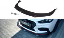 Maxton Design Spoiler předního nárazníku Racing Hyundai I30N