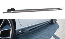 Maxton Design Prahové lišty Racing Hyundai I30N