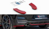 Maxton Design Boční lišty zadního nárazníku Hyundai I30N V.2