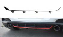 Maxton Design Spoiler zadního nárazníku Hyundai I30N - texturovaný plast