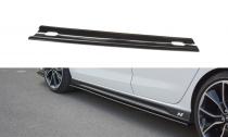 Maxton Design Prahové lišty Hyundai I30N V.1 - texturovaný plast