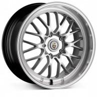 Cades Tyrus 18x8 ET35 5x100 alu kola - stříbrné
