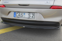 Maxton Design Spoiler zadního nárazníku Hyundai I30 Mk3 - texturovaný plast