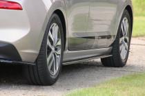 Maxton Design Prahové lišty Hyundai I30 Mk3 - texturovaný plast