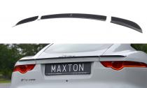Maxton Design Lišta víka kufru Jaguar F-Type - texturovaný plast