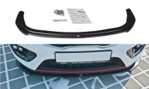 Maxton Design Spoiler předního nárazníku Kia Ceed/Pro Ceed GT Mk2 - texturovaný plast