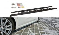Maxton Design Prahové lišty Kia Ceed/Pro Ceed GT Mk2 - texturovaný plast