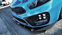 Maxton Design Spoiler předního nárazníku Racing Kia Ceed/Pro Ceed GT Mk2