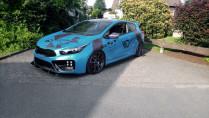 Maxton Design Prahové lišty Racing Kia Ceed/Pro Ceed GT Mk2