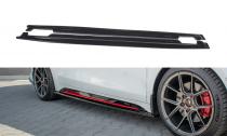 Maxton Design Prahové lišty ProCeed GT Mk3 - texturovaný plast