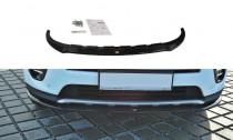 Maxton Design Spoiler předního nárazníku Kia Sportage Mk4 - texturovaný plast