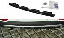 Maxton Design Spoiler zadního nárazníku Kia Sportage Mk4 - texturovaný plast