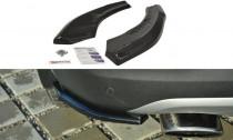Maxton Design Boční lišty zadního nárazníku Kia Sportage Mk4 - texturovaný plast