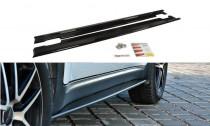 Maxton Design Prahové lišty Kia Sportage Mk4 - texturovaný plast