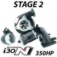 Stage 2 turbokit Hyundai i30N pro 350HP