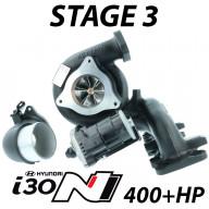 Stage 3 turbokit Hyundai i30N pro 400+HP