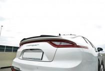 Maxton Design Lišta víka kufru Kia Stinger GT - texturovaný plast