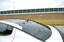 Maxton Design Lišta zadního okna Kia Stinger GT - texturovaný plast