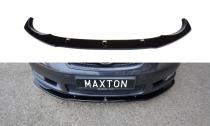 Maxton Design Spoiler předního nárazníku Lexus GS Mk3 - texturovaný plast